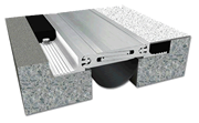Mm systems building expansion joints fire rated seismic rated interior exterior for Exterior expansion joint covers